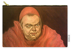 Orson Welles As Cardinal Wolsey Carry-all Pouch