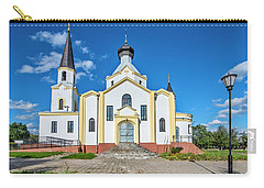Orthodox Church Of The Exaltation Of The Holy Cross  Carry-all Pouch