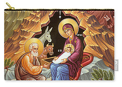 Orthodox Nativity Scene Carry-all Pouch