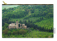 Orvieto Castle Carry-all Pouch