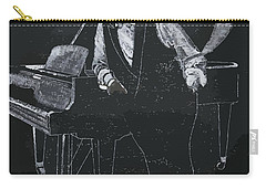Oscar Peterson Carry-all Pouch