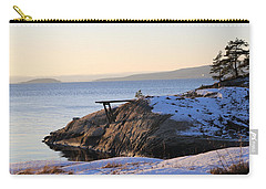 Oslo Fjords, Norway  Carry-all Pouch