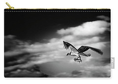 Osprey Catch Of The Day Carry-all Pouch by Chrystal Mimbs