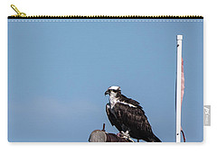 Osprey Having Lunch Carry-all Pouch