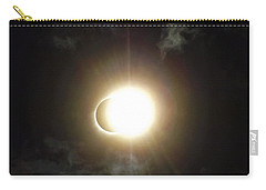 Otherworldly Eclipse-leaving Totality Carry-all Pouch