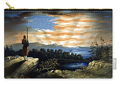 Us Civil War Carry-all Pouches