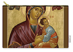 Our Lady Of Perpetual Help - Rloph Carry-all Pouch
