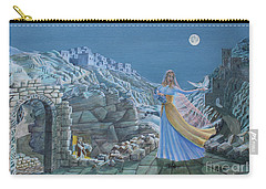 Our Lady Queen Of Peace Carry-all Pouch