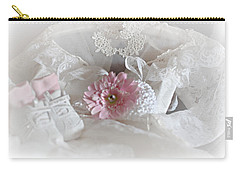 Carry-all Pouch featuring the photograph Our Little Girl Is All Grown Up by Sherry Hallemeier