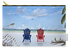 Our Spot On Siesta Key Carry-all Pouch