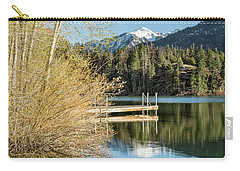 Ouray County Postcard Scene Carry-all Pouch