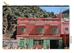 Carry-all Pouch featuring the photograph Ourika Valley by Andrew Fare