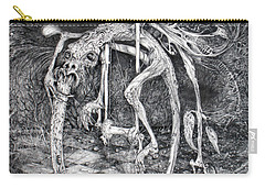 Ouroboros Perpetual Motion Machine Carry-all Pouch
