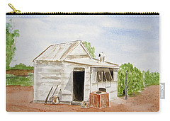 Old Miners Hut Carry-all Pouch