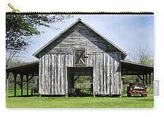 Out By The Barn Carry-all Pouch by Laura Ragland