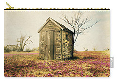 Outhouse Carry-all Pouch by Julie Hamilton