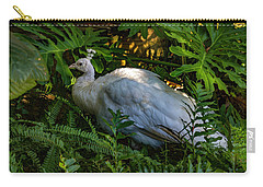 Carry-all Pouch featuring the photograph Out Of Concealment    by Ken Frischkorn