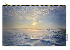 Carry-all Pouch featuring the photograph Out Of The East by Phil Koch