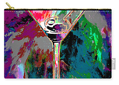 Out Of This World Martini Carry-all Pouch by Jon Neidert