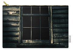 Carry-all Pouch featuring the photograph Outback House Of Horrors by Jorgo Photography - Wall Art Gallery