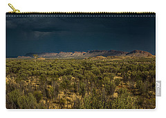 Outback Storm Carry-all Pouch by Racheal Christian
