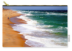 Outer Banks Beach North Carolina Carry-all Pouch