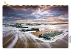 Outer Banks North Carolina Beach Sunrise Seascape Photography Obx Nags Head Nc Carry-all Pouch