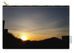 Outerbanks Morning Carry-all Pouch by Mark Minier