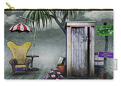 Outhouse Carry-all Pouch