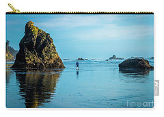 Outing In Ruby Beach,wa Carry-all Pouch