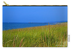 Oval Beach Michigan  Carry-all Pouch