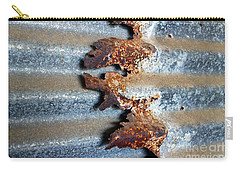 Carry-all Pouch featuring the photograph Over And Above by Stephen Mitchell