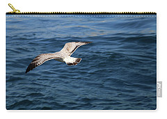 Over Blue Water Carry-all Pouch