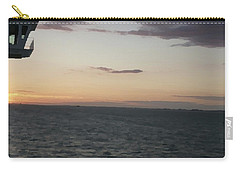 Over The Edge Photo/painting Carry-all Pouch