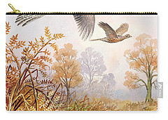 Over The Fen Carry-all Pouch