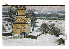 Over The Hill Carry-all Pouch