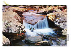 Over The Rocks Carry-all Pouch