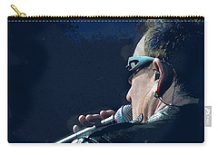 Over The Shoulder Of Bono Carry-all Pouch