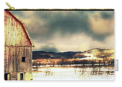 Over Yonder Carry-all Pouch by Julie Hamilton