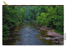 Overflow Creek Carry-all Pouch by Barbara Bowen