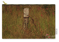 Carry-all Pouch featuring the photograph Overgrown by Cassandra Buckley