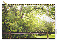 Carry-all Pouch featuring the photograph Overgrown by Shelby Young