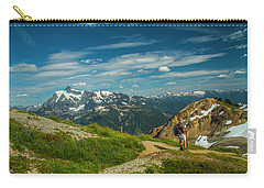 Overlooking Shuksan Carry-all Pouch