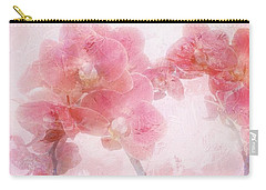 Orchid Collection 'overpainting' Carry-all Pouch
