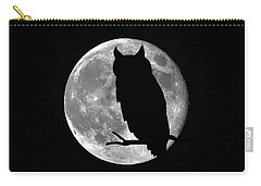 Owl Moon Carry-all Pouch