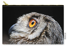 Owl The Grand-duc Carry-all Pouch