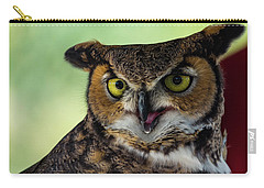 Owl Tongue Carry-all Pouch