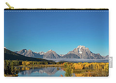 Oxbow Bend Carry-all Pouch by Mary Hone