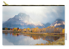 Oxbow Bend Turnout, Grand Teton National Park Carry-all Pouch