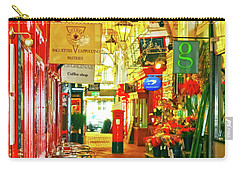 Oxford Covered Market Hdr Carry-all Pouch